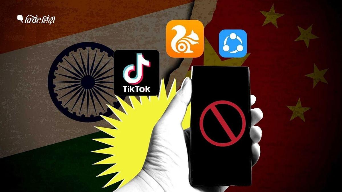 राष्ट्रीय सुरक्षा का हवाला देते हुए टिकटॉक,यूसी ब्राउजर जैसे 59 चीनी ऐप पर बैन लगा दिया गया है