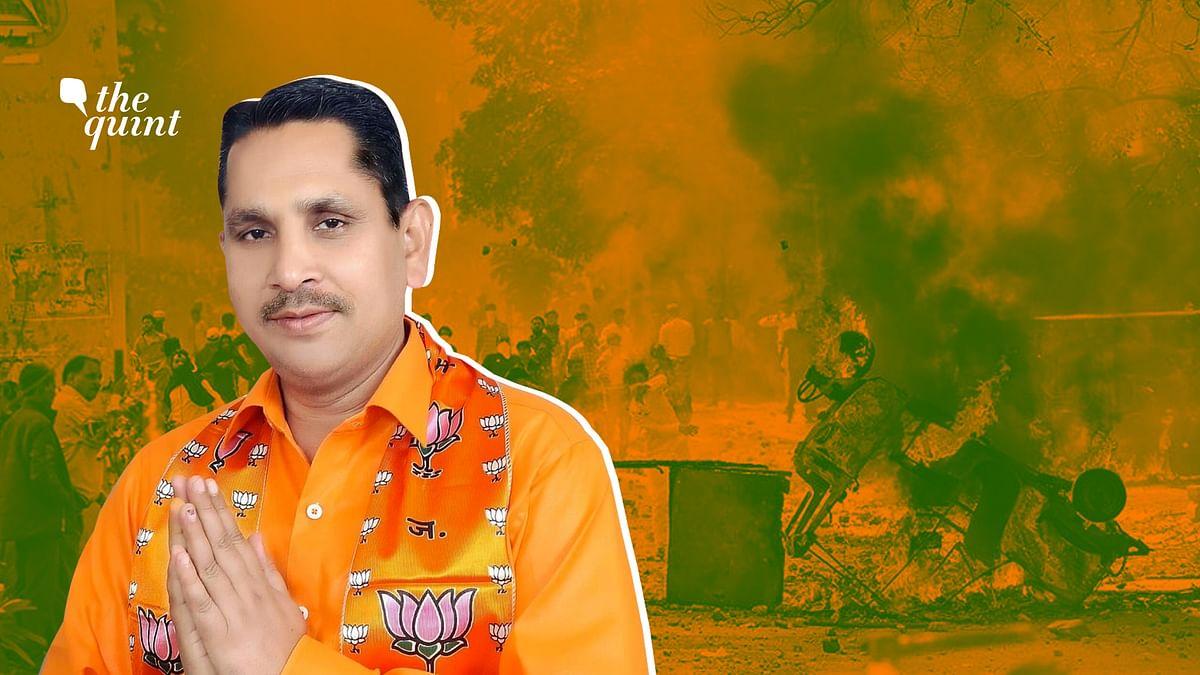 दिल्ली हिंसा: चश्मदीद का दावा-भीड़ का नेतृत्व कर रहा था BJP पार्षद