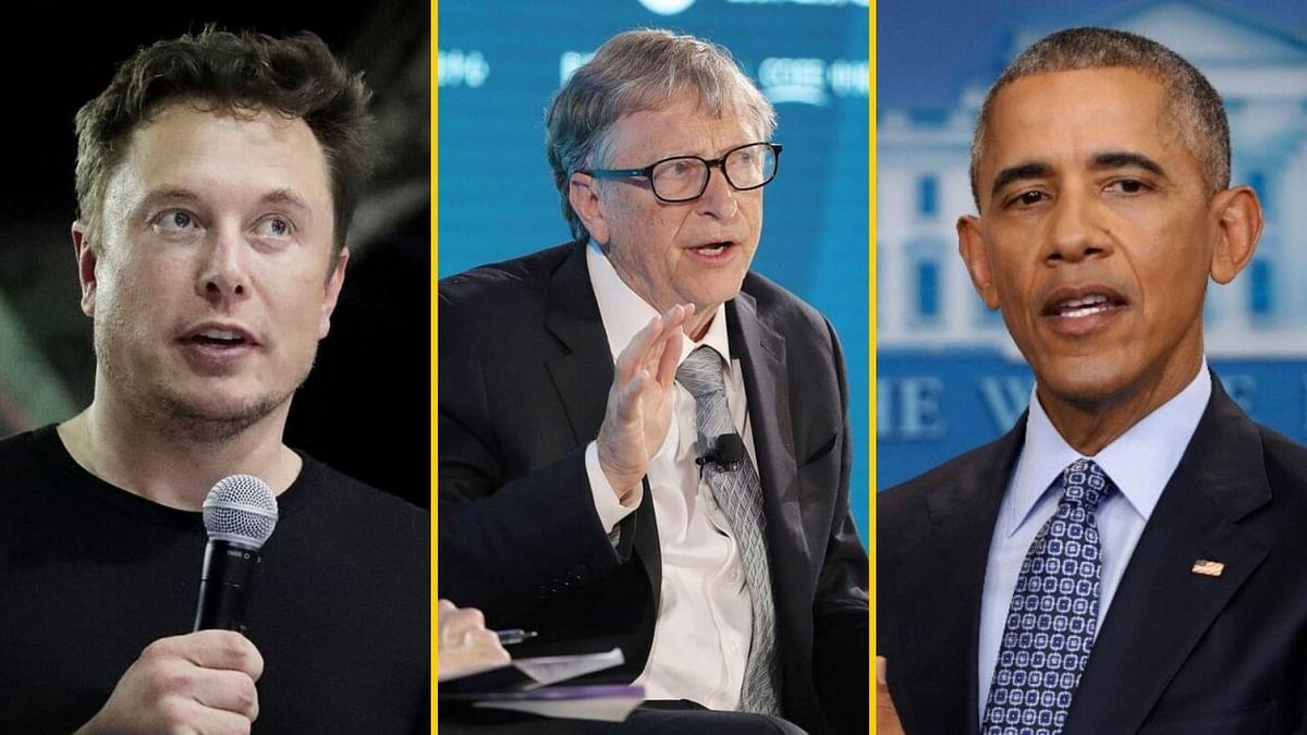 ओबामा, बिल गेट्स, एलन मस्क..कई बड़ी हस्तियों के ट्विटर अकाउंट हैक