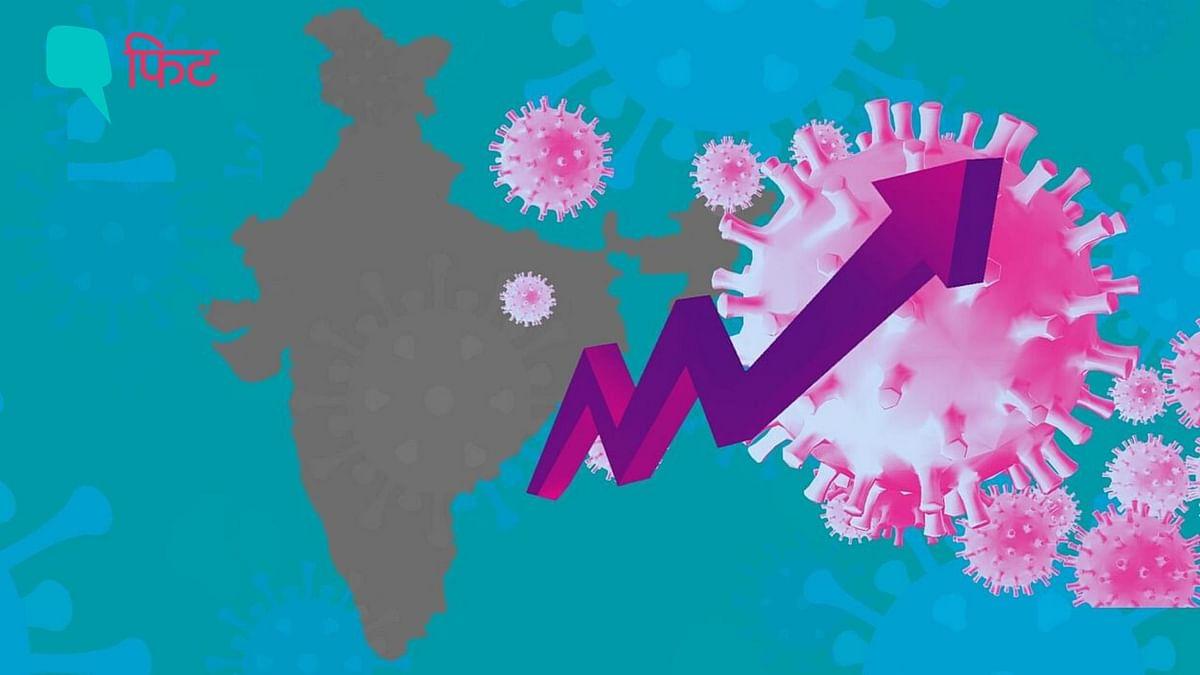 कोरोना: भारत में आंकड़ा 10 लाख के पार, ग्राफ से समझिए ट्रेंड