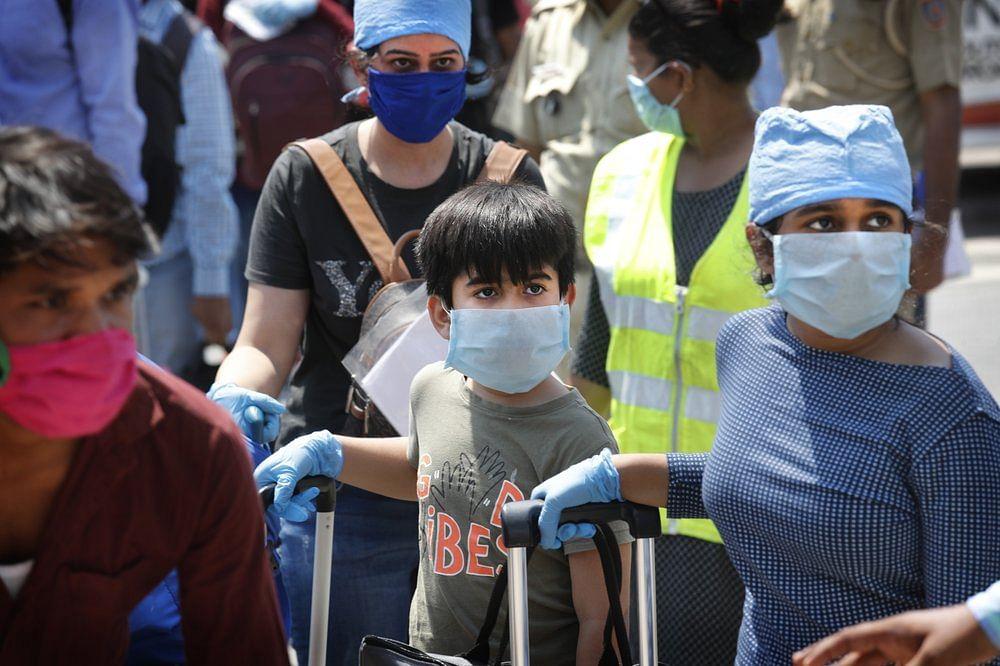 भारत में तेजी से बढ़ रहे कोरोना वायरस के मामले