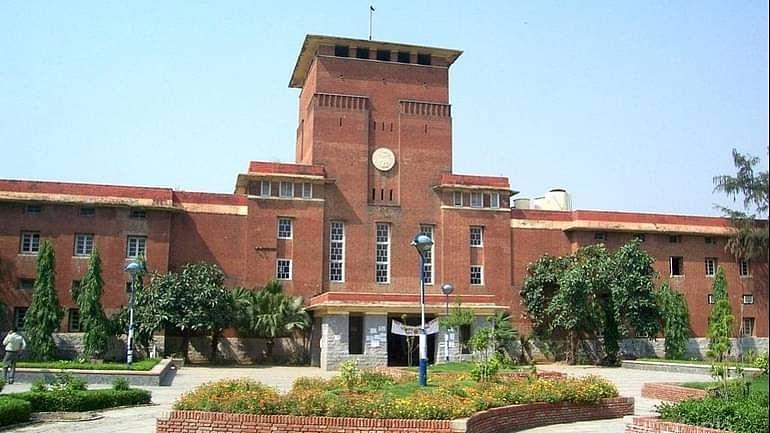 दिल्ली यूनिवर्सिटी (DU) प्रतीकात्मक फोटो