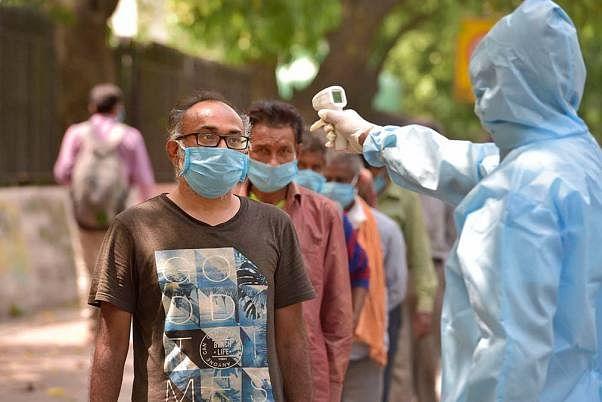 भारत में कोरोना वायरस का कहर फिलहाल थमता नहीं दिख रहा