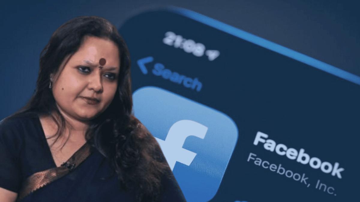अंखी दास ने फेसबुक से दिया इस्तीफा