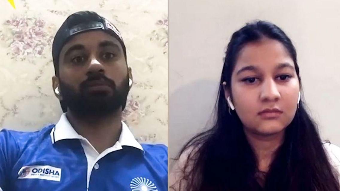 भारतीय हॉकी टीम के कप्तान की कोरोना से जंग