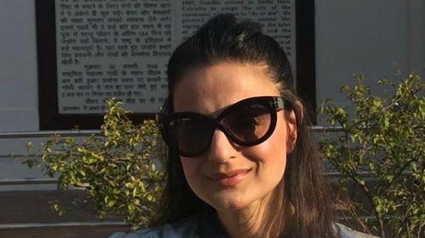 LJP प्रत्याशी डॉ. प्रकाश चंद्रा पर अमीषा पटेल के गंभीर आरोप का मामला