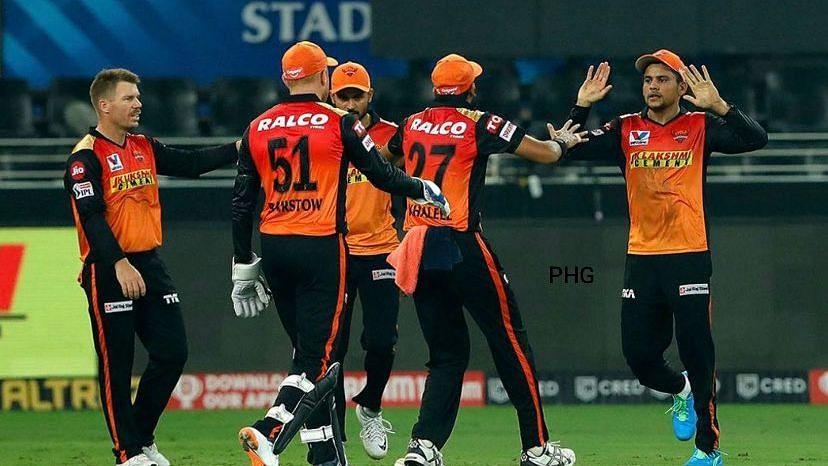 IPL 2021: फिर प्लेऑफ में जगह बनाना चाहेगी सनराइजर्स हैदराबाद