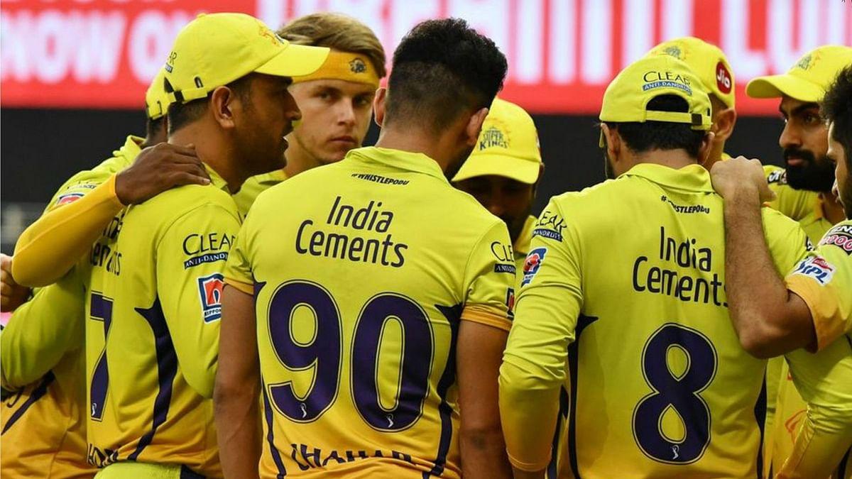 IPL 2021: चेन्नई  टॉप पर, हैदराबाद सबसे निचले स्थान पर