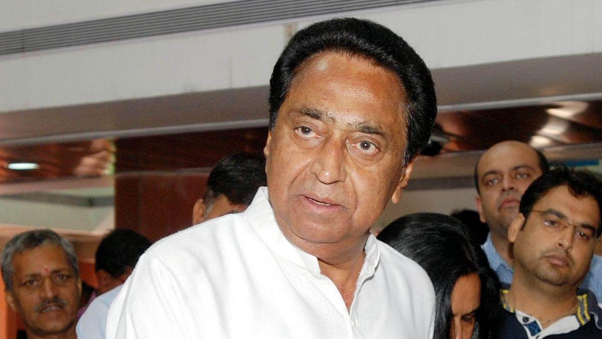 MP: कोरोना के 'इंडियन वेरियंट' वाले बयान को लेकर कमलनाथ पर केस