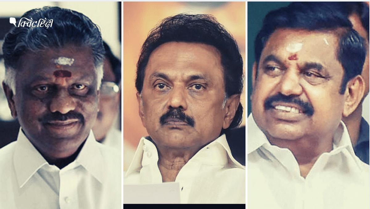 तमिलनाडु: चुनाव में कुछ ही महीने बाकी, अहम सियासी चेहरों पर एक नजर