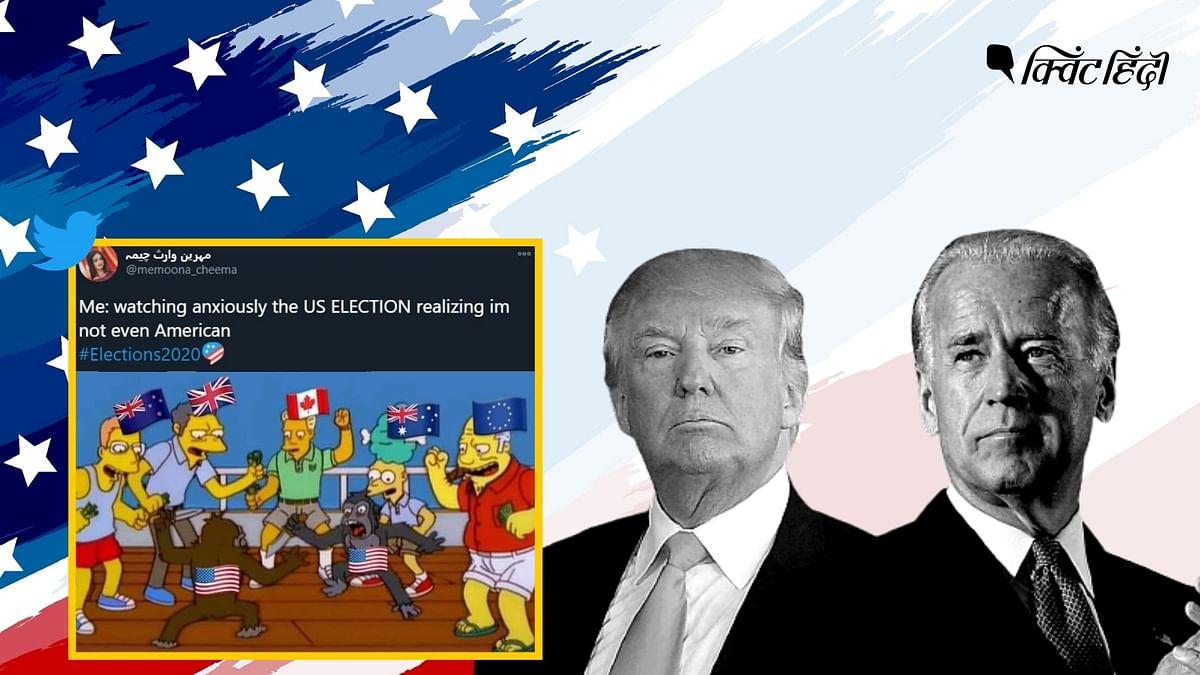अमेरिकी चुनाव पर दुनिया की नजर, आखिर ट्विटर पर क्या चल रहा है?