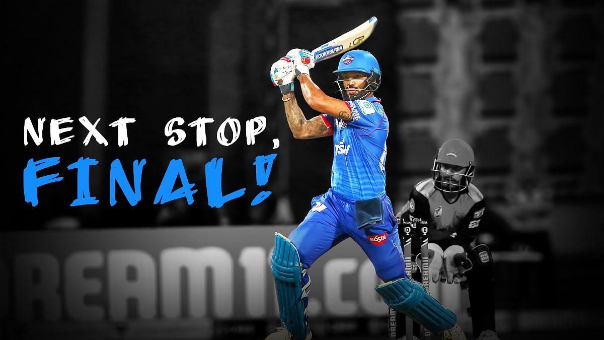 फाइनल में अगर गब्बर का बल्ला चला तो दिल्ली पहली बार आईपीएल चैंपियन बन सकती है