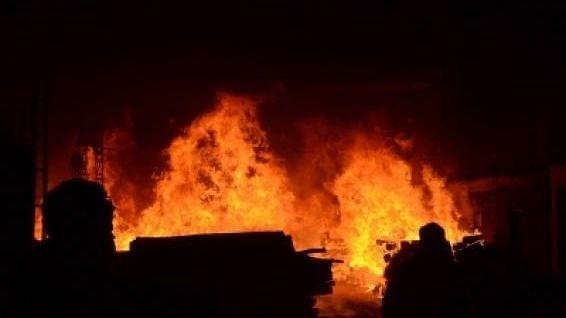 गुजरात: राजकोट के कोविड-19 अस्पताल में आग, 5 लोगों की मौत
