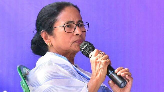 पश्चिम बंगाल की मुख्यमंत्री और TMC नेता ममता बनर्जी