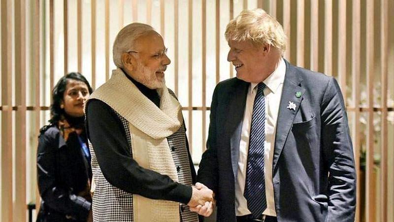 रिपब्लिक डे पर आएंगे ब्रिटिश PM?हाई कमीशन का पुष्टि/खंडन से इनकार