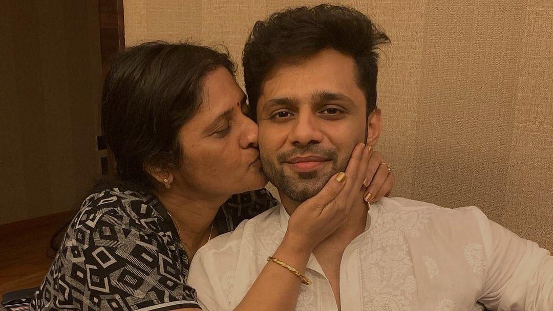 राहुल की मां ने दी अभिनव को सीख-गलत बात में न दें रुबीना का साथ