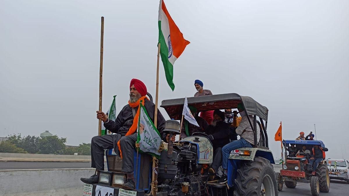 किसान आंदोलन SC के शाहीन बाग पर दिए फैसले का उल्लंघन- याचिकाकर्ता