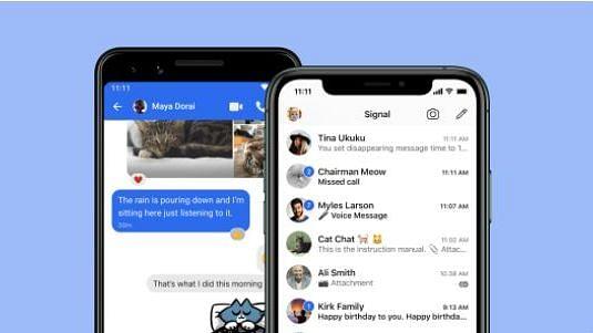 मैसेजिंग ऐप Signal क्यों चर्चा में, इसमें WhatsApp से अलग क्या है?