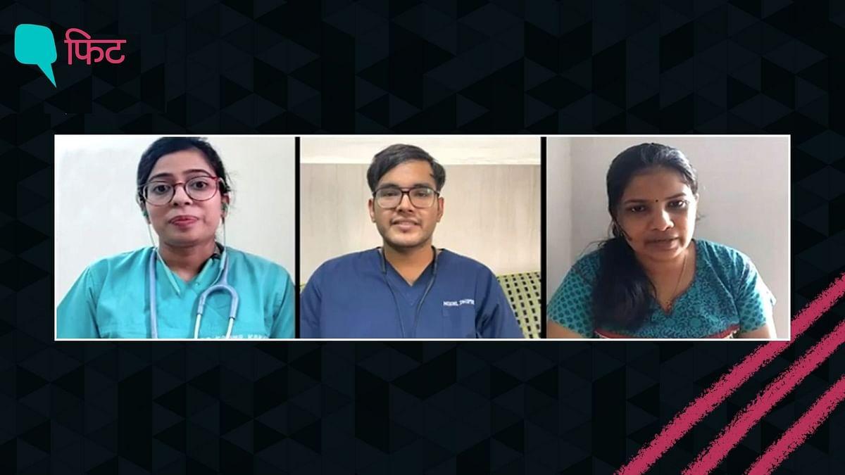भारत में कोविड-19 के एक साल, लोगों ने शेयर किए अनुभव