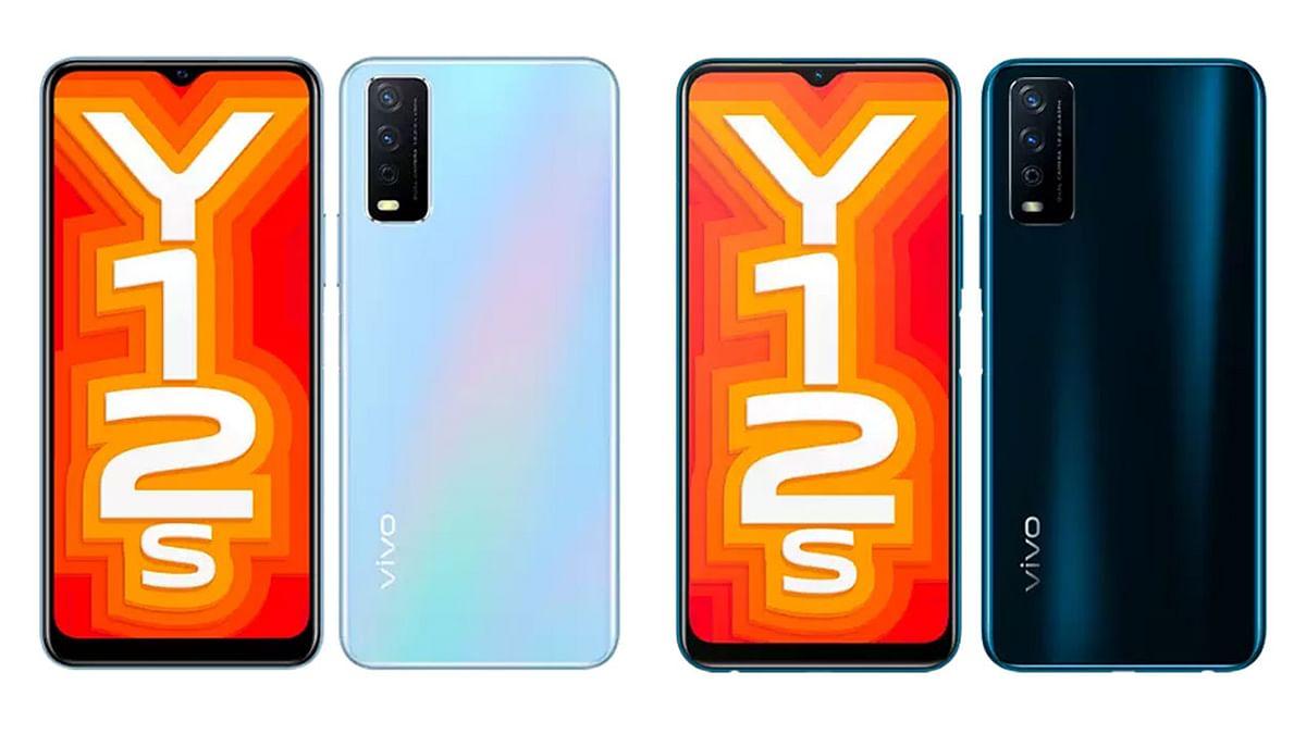 Vivo ने लॉन्च किया 5000mAh की बैटरी वाला Vivo Y12s फोन, जानें कीमत