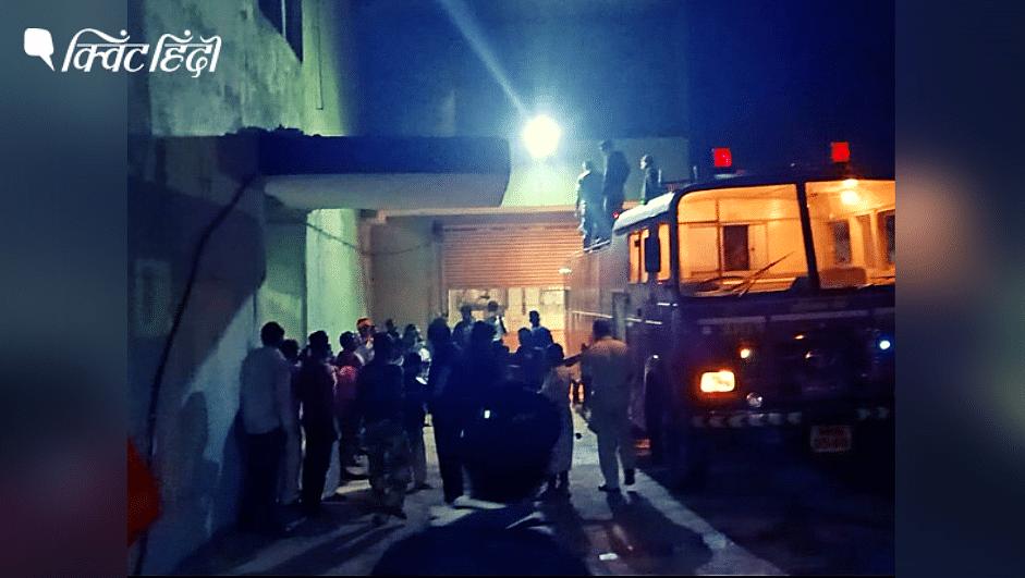 महाराष्ट्र के भंडारा के अस्पताल में लगी आग, 10 बच्चों की हुई मौत