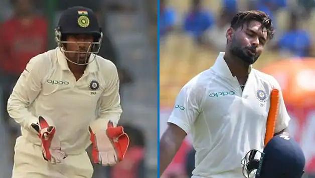 पंत बतौर बल्लेबाज और साहा विकेटकीपर के रूप में खेल सकते हैं
