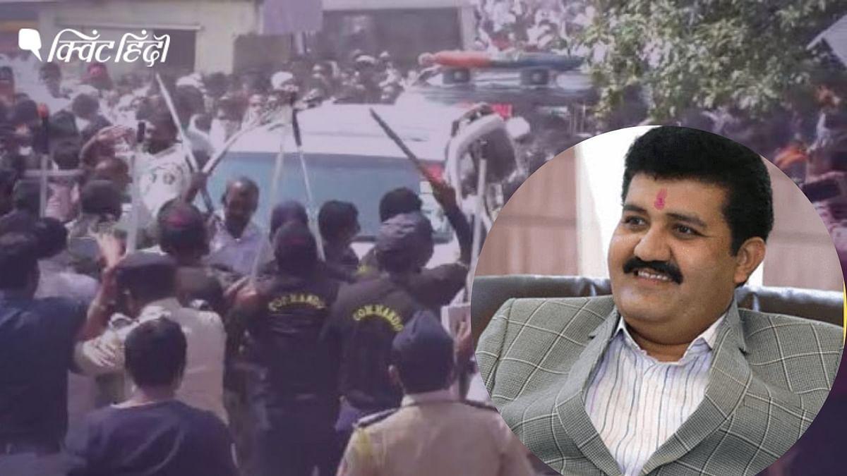महाराष्ट्र: खुदकुशी केस में आरोप झेल रहे मंत्री पर अब 'नए' आरोप