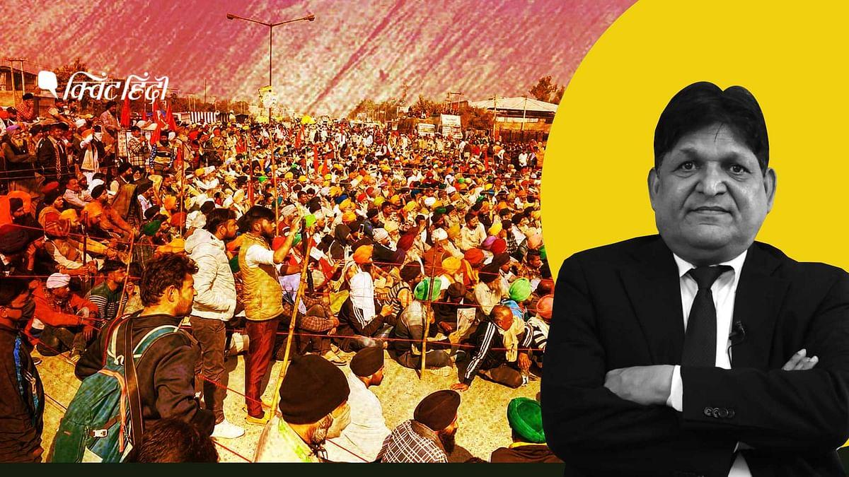 किसान आंदोलन बदला रहा जातियों के समीकरण, दलितों का पूरा समर्थन