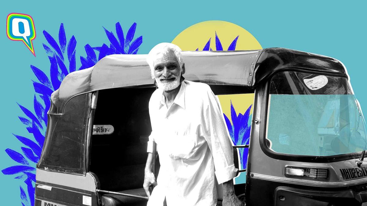 74 साल के ऑटो ड्राईवर की इंस्पाइरिंग स्टोरी