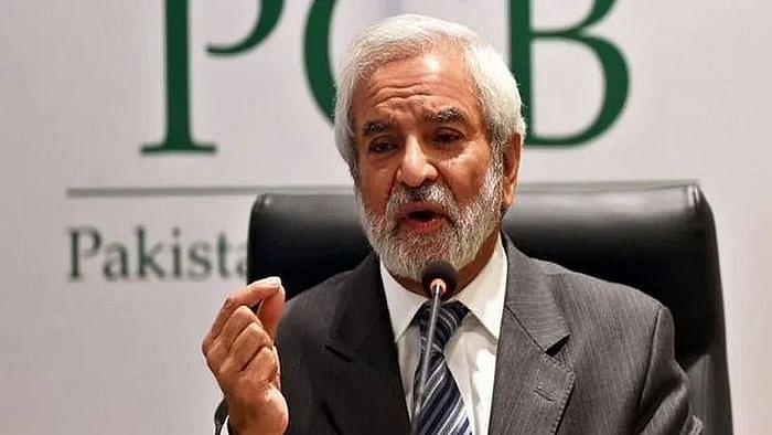 एहसान मनी, पाकिस्तान क्रिकेट बोर्ड के अध्यक्ष