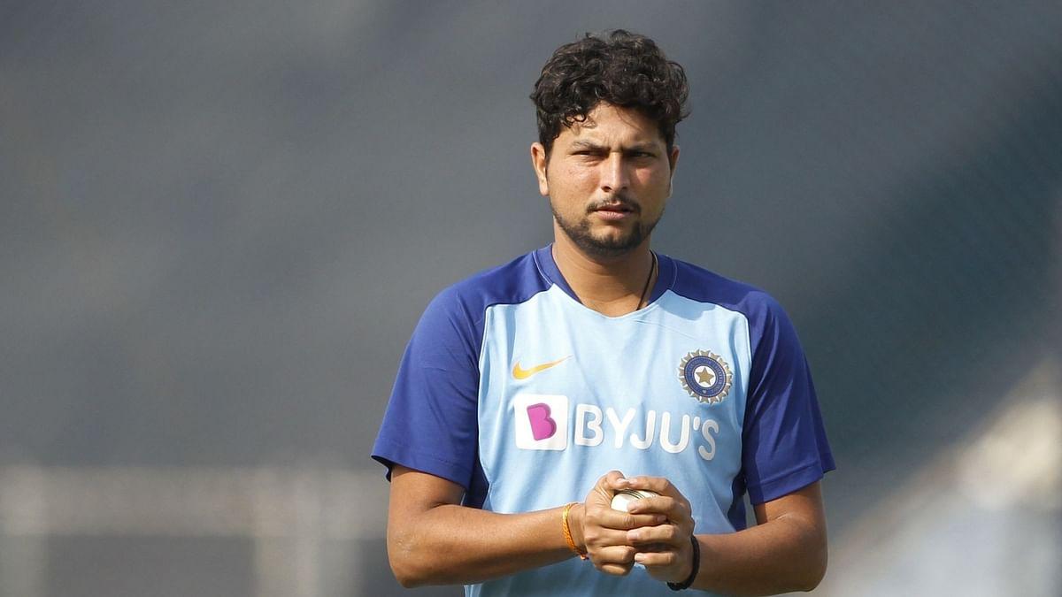 IPL 2021:KKR के कुलदीप ने इस सीजन के लिए बताई अपनी योजना-इंटरव्यू