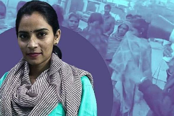 नवदीप कौर, किसानों और मजदूरों के हक के लिए लड़ने वाली एक दलित एक्टिविस्ट