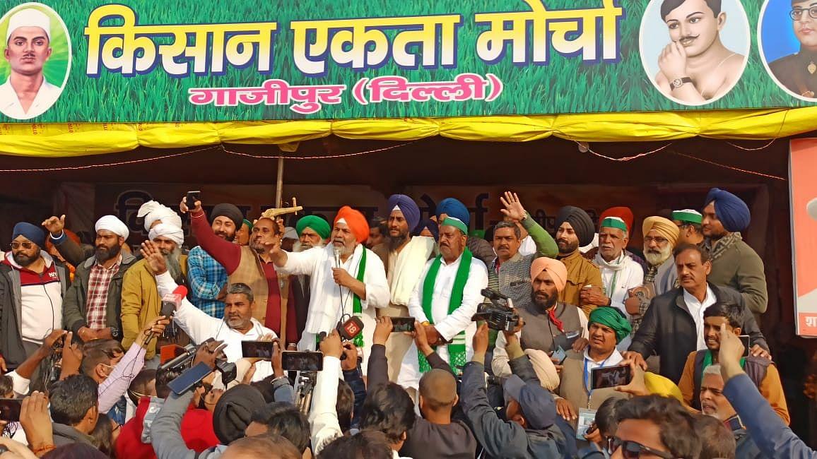 'भारत बंद' से पहले संयुक्त किसान मोर्चा की 5 मांगें, पूरा ब्योरा