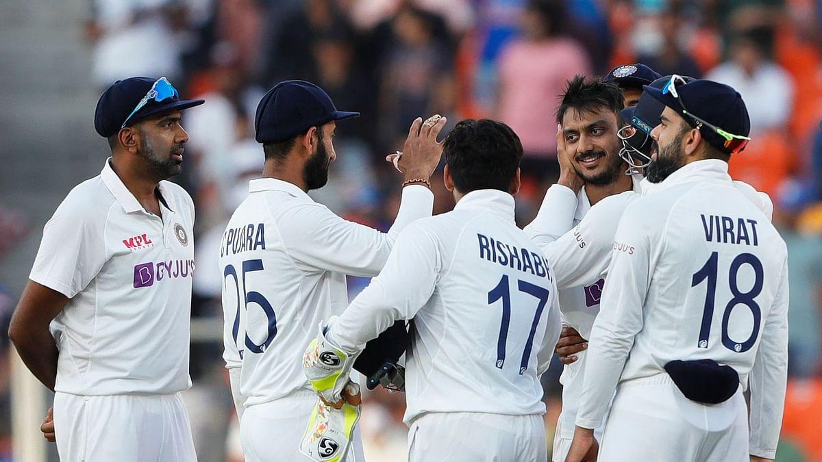 इंग्लैंड के खिलाफ अक्षर पटेल ने किया शानदार प्रदर्शन