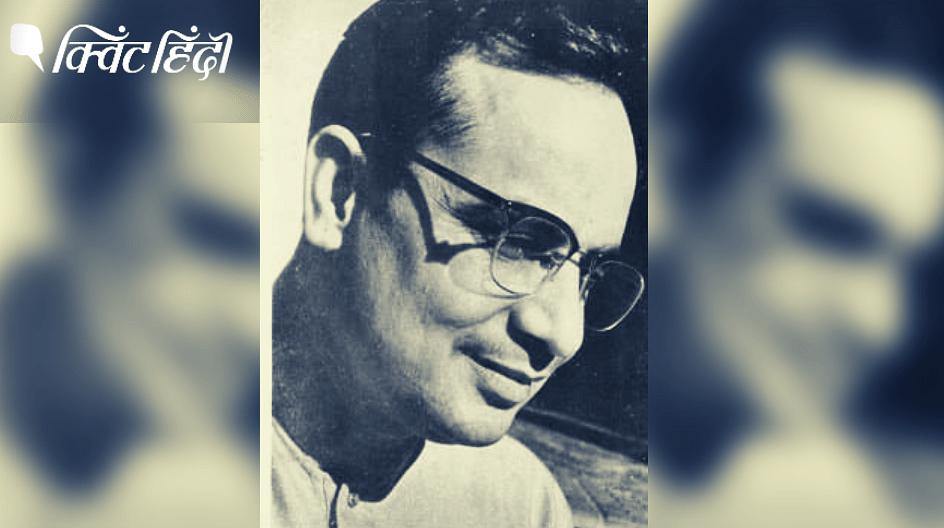 कवि और गीतकार नरेंद्र शर्मा