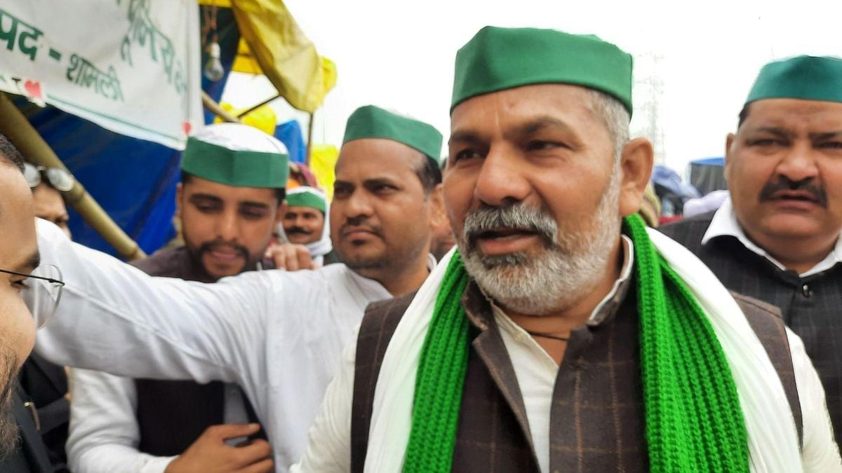 राकेश टिकैत ने केंद्र सरकार को दी चेतावनी
