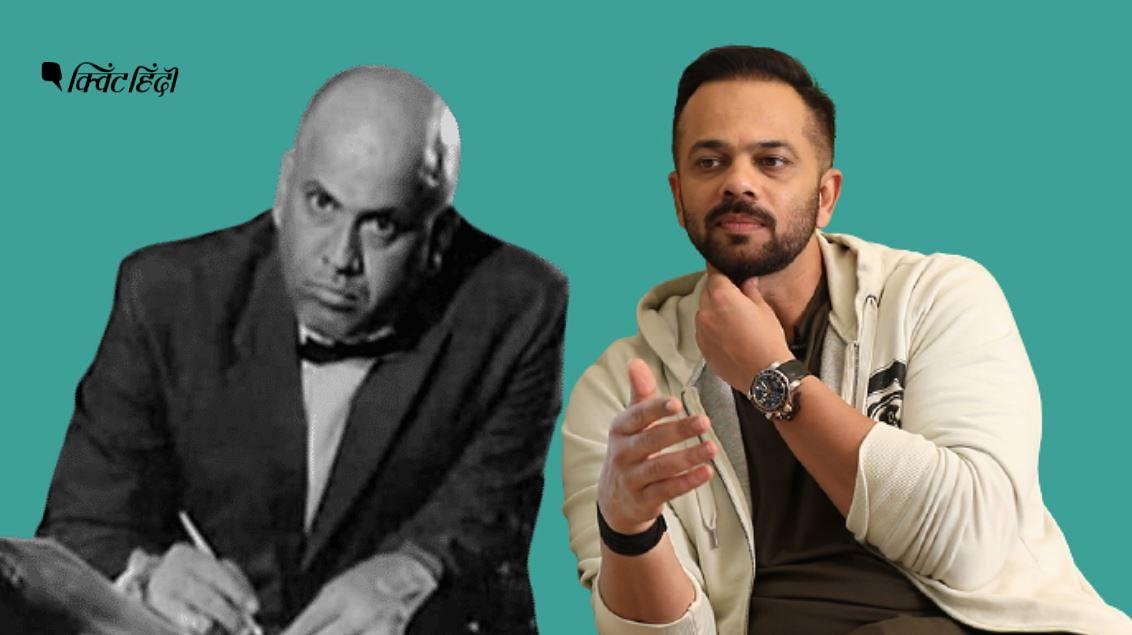 रोहित शेट्टी के पापा की कहानी:बॉलीवुड के विलेन और रियल लाइफ 'हीरो'