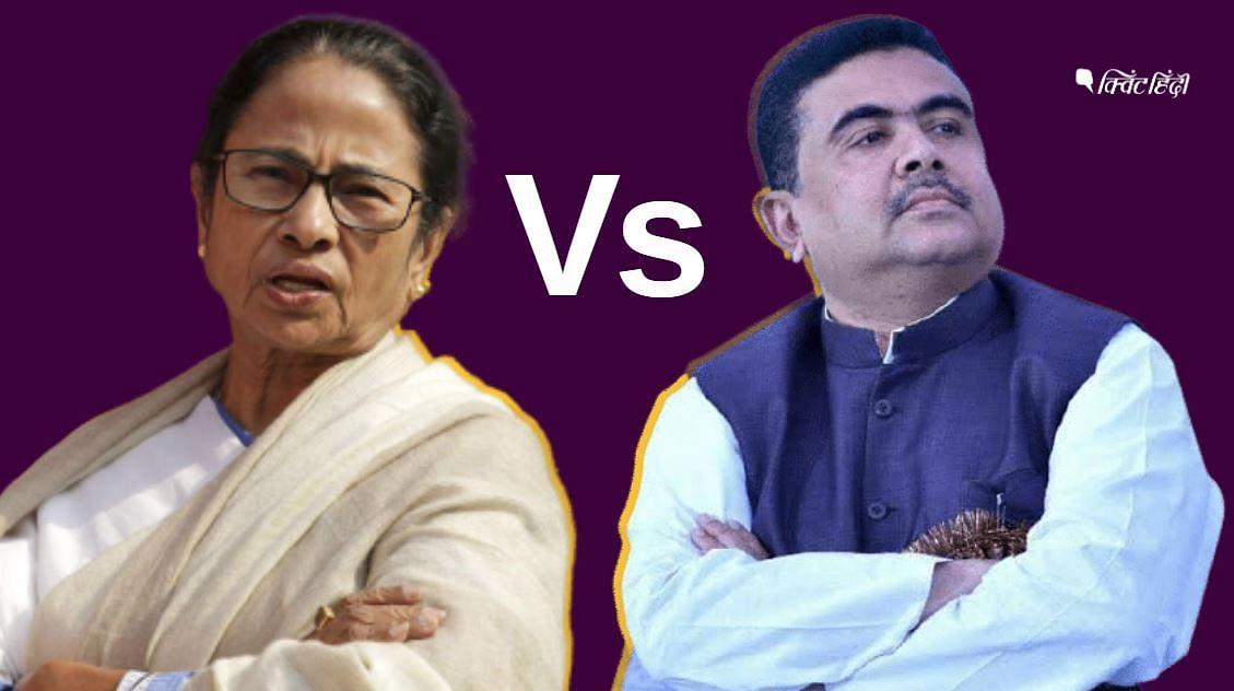 बंगाल का महासंग्राम: सुवेंदु Vs ममता, किसका होगा नंदीग्राम?