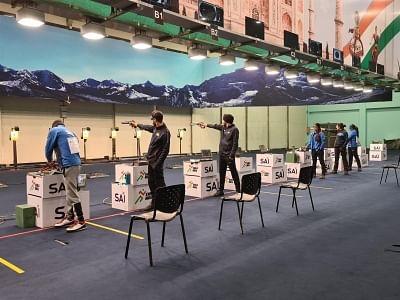 दिल्ली शूटिंग विश्व कप में 2 भारतीय निशानेबाज कोरोना पॉजिटिव