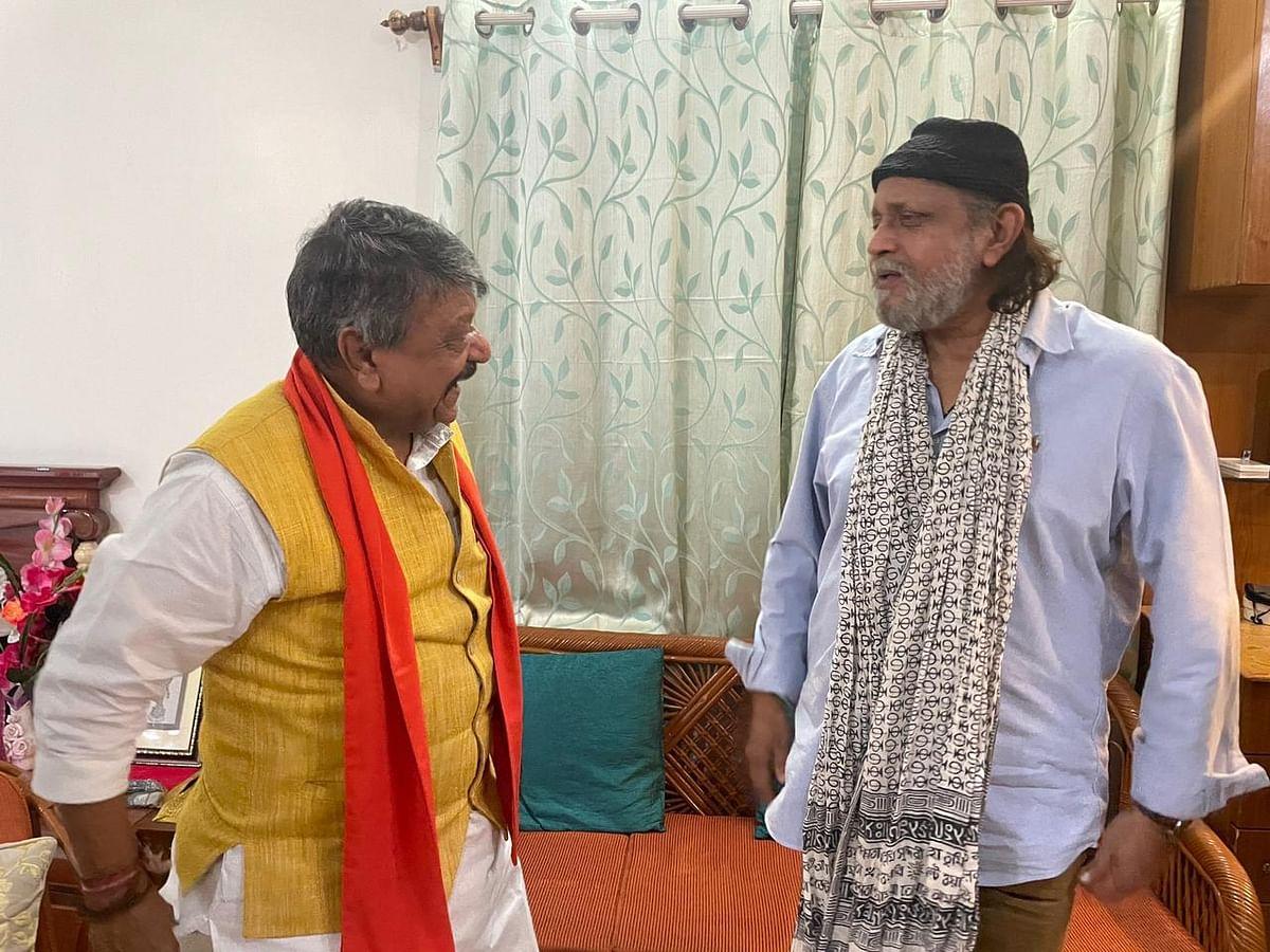 बंगाल: BJP की आखिरी लिस्ट से मिथुन का नाम गायब, नहीं लड़ेंगे चुनाव