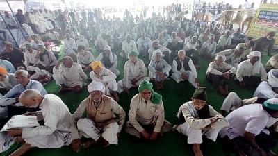 किसान आंदोलन के 'जमीन' के अलावा डिजिटली मजबूत करने की कवायद जारी