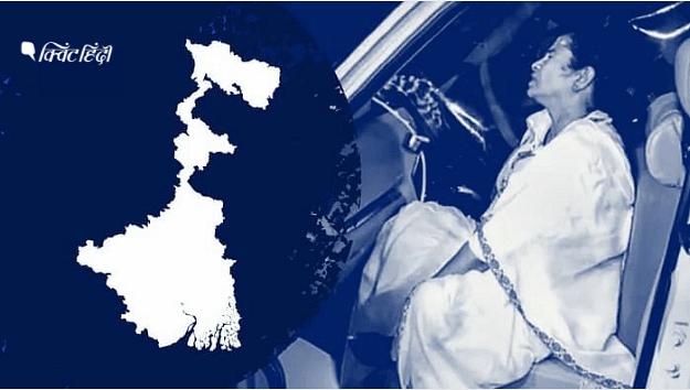 बंगाल C-वोटर सर्वे: 44% लोगों का मानना ममता पर हुआ हमला, 39% असहमत