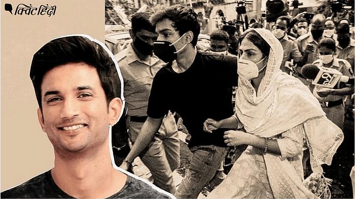 सुशांत सुसाइड केस: रिया  की जमानत के खिलाफ SC पहुंची एनसीबी