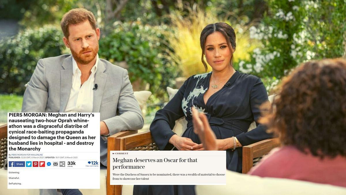 मेगन-हैरी इंटरव्यू: बाइडेन फिदा, ब्रिटिश मीडिया खफा, बोरिस 'बेबस'