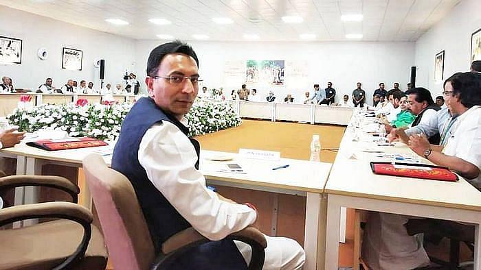 West Bengal Election: बंगाल चुनाव: कांग्रेस की लिस्ट में देरी,प्रभारी जितिन  प्रसाद नाराज, Congress in-charge Jitin Prasad angry over delay in ticket  distribution