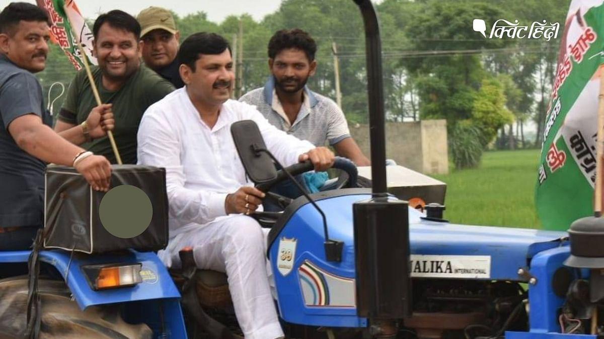 टोहाना से जननायक जनता पार्टी के विधायक देवेंद्र बबली