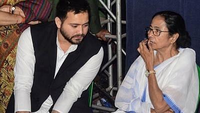 प बंगाल: ममता को तेजस्वी का समर्थन- 'संदेश BJP को जाना चाहिए'