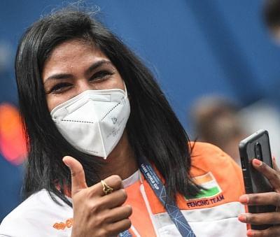 भवानी देवी ओलंपिक के लिए क्वालीफाई करने वाली पहली भारतीय तलवारबाज