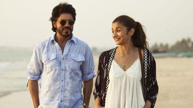 'डियर जिंदगी' फिल्म में शाहरुख खान और आलिया भट्ट