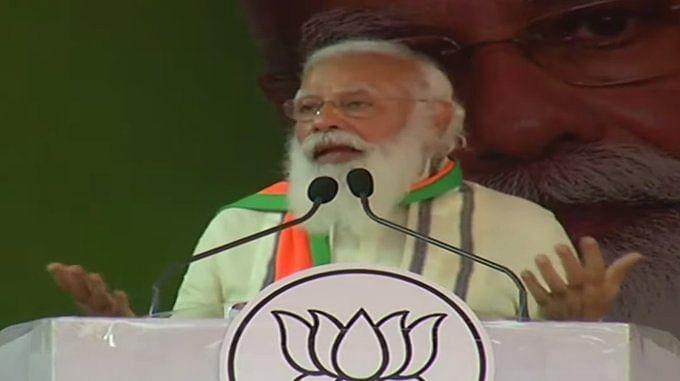 केरल: PM मोदी ने सबरीमाला को लेकर विजयन सरकार पर साधा निशाना